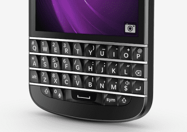 BlackBerry Q10 Qwerty Keyboard Smartphone Price Specs and Video Review